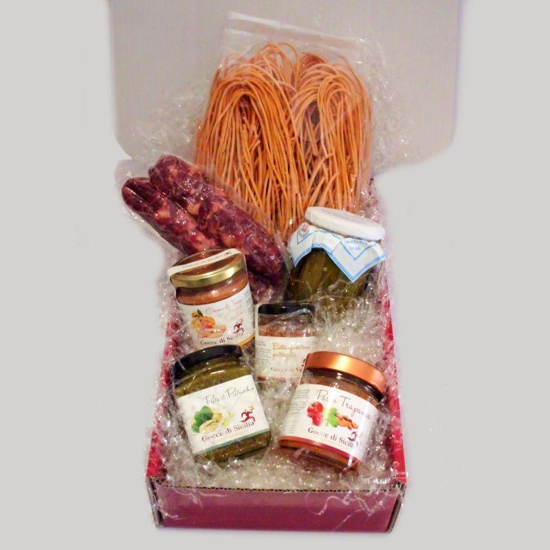 Sicilian Savory Gift Box