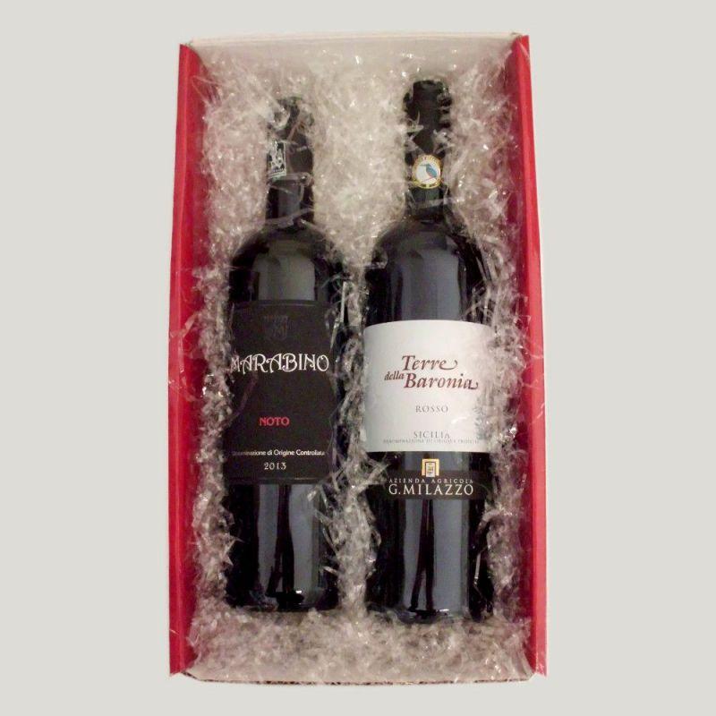 Nero d'Avola Gift Box