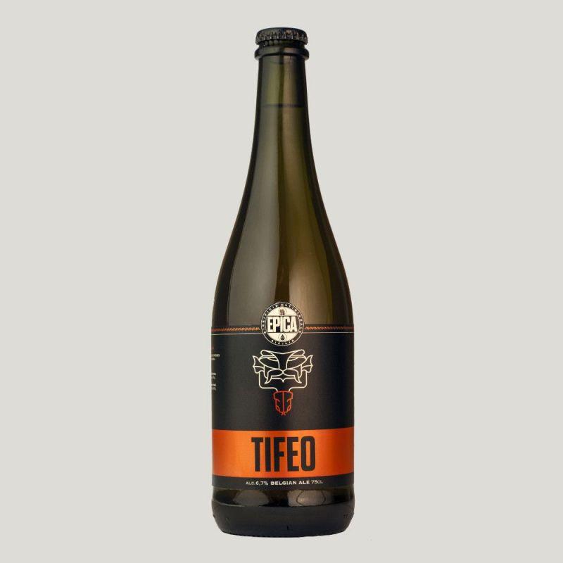 Tifeo Belgian Ale 75cl. - Sicilian Beer