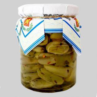 Nebrodi's Fava beans in oil