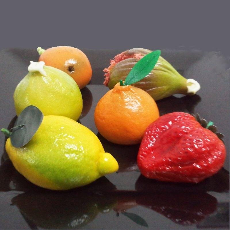 Frutta martorana mista