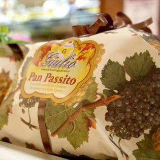 PanPassito - Panettone siciliano al Passito di Pantelleria - Giulio