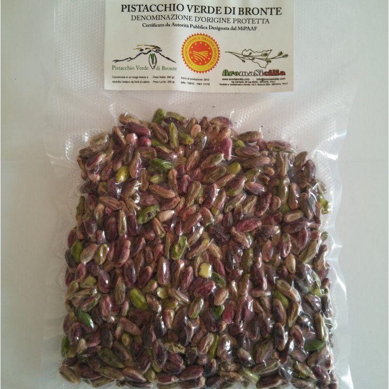 Shelled Pistachio of Bronte - 500 g