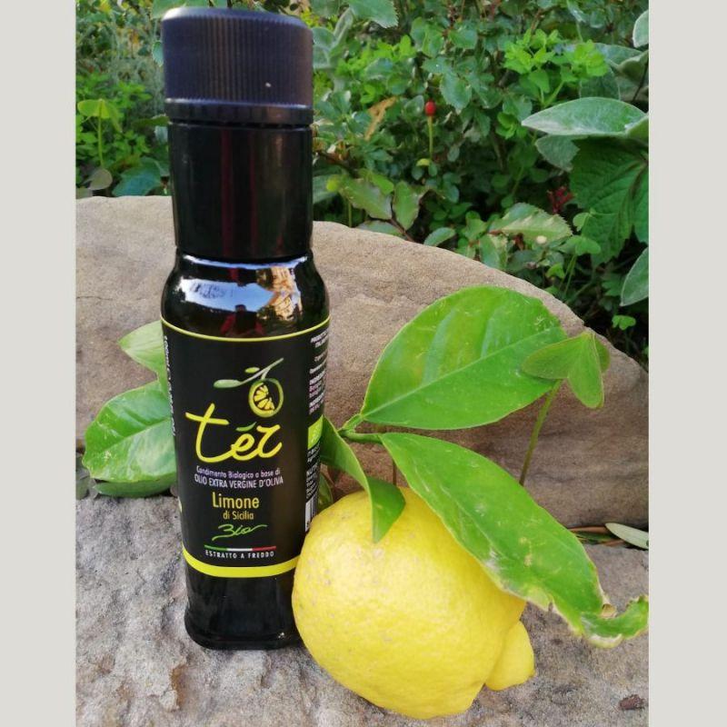 Organic EVO Oil Lemon flavored - TerraVostra