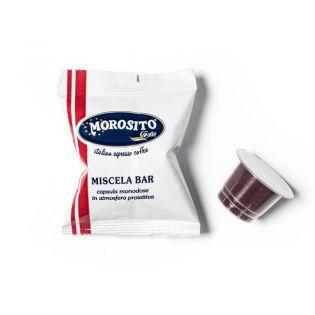 100 Capsule caffè Morosito M.Èspresso - Compatibili Nespresso