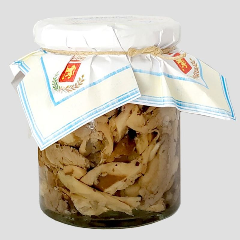 Cardoncello Mushroom in Oil