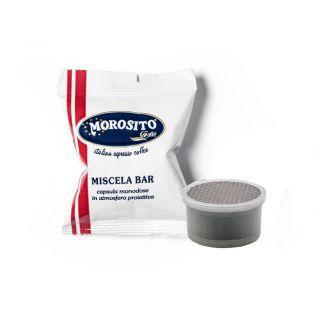 100 Capsule Compatibili Lavazza Espresso Point FAP ROSSO - Caffè Morosito