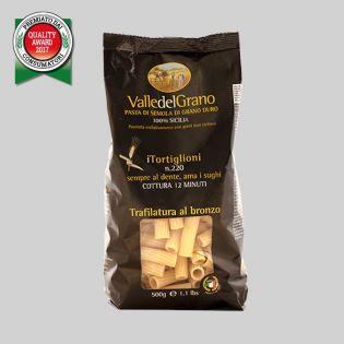 Spaccatelle - Valle del Grano - Pasta di semola di grano duro 100% siciliano