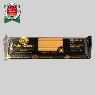 Linguine - Valle del Grano - Pasta di semola di grano duro 100% siciliano