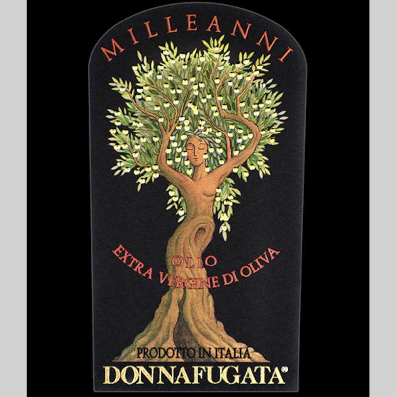 Milleanni Extra Virgin Olive Oil 50cl. - Donnafugata