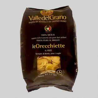 Orecchiette - Pasta di semola di grano duro 100% siciliano