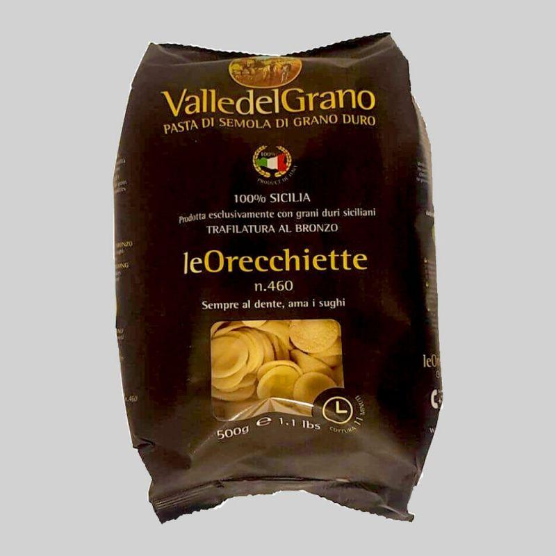 Orecchiette - 100% Sicilian durum wheat semolina pasta