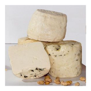 Sicilian salted ricotta cheese
