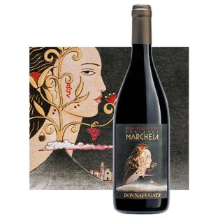Contrada Marchesa 2017 ETNA RED DOC wine- Donnafugata