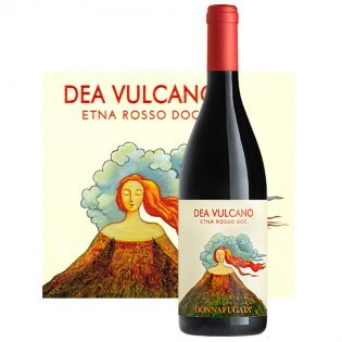 Dea Vulcano 2018 Etna Rosso DOC - Donnafugata