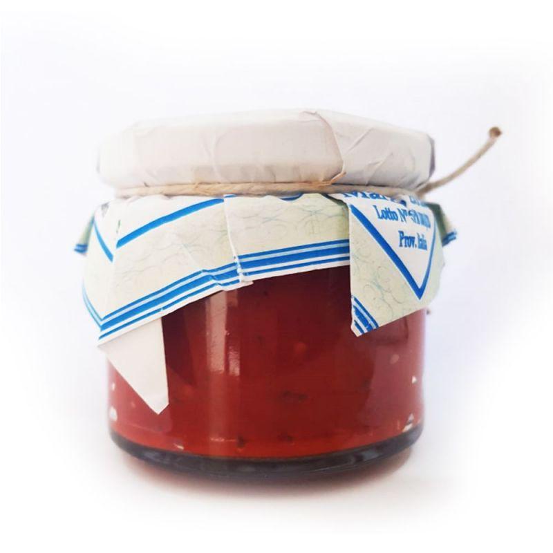 Chili Pepper Organic Sauce