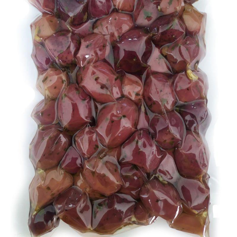 Black Olives Parsley seasoned