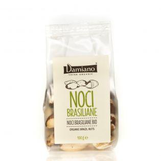 Organic Brazilian Nuts