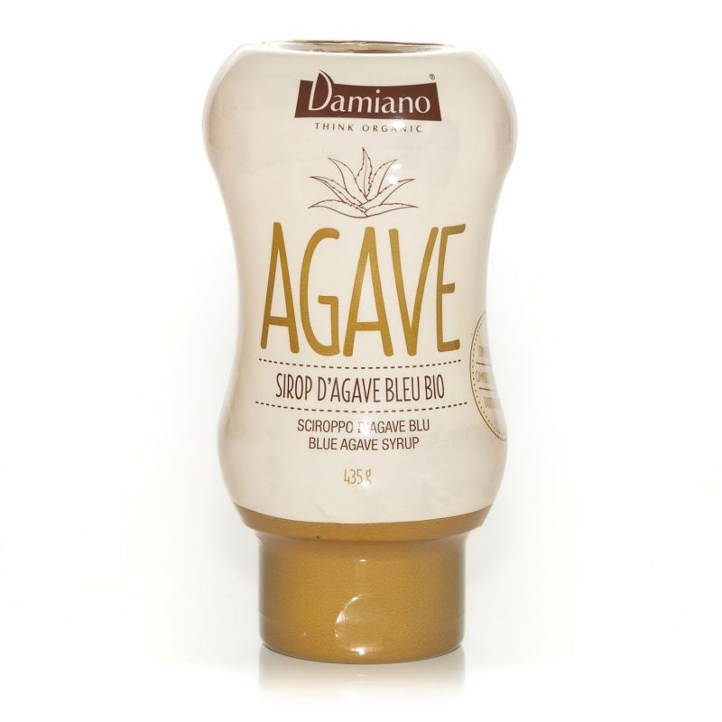 Organic Agave Squeeze Syrup