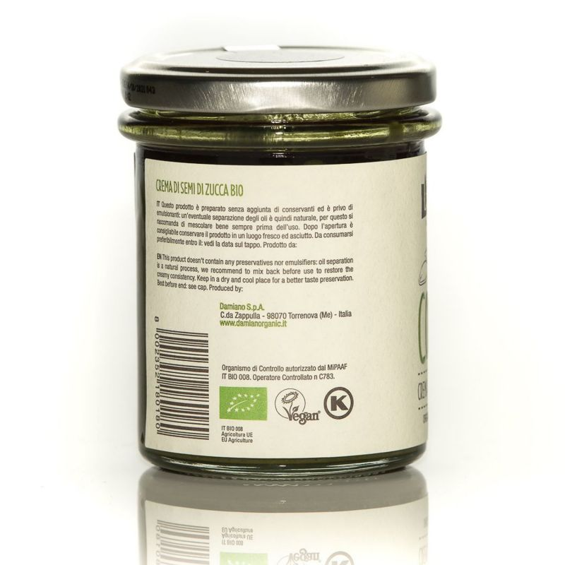 COURGI - Organic Pumpkin seed cream