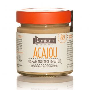 ACAJOU - Crema di Anacardi tostati Bio