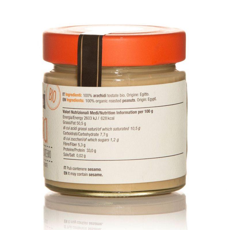 PEANUCI - Roasted Organic Peanuts Cream