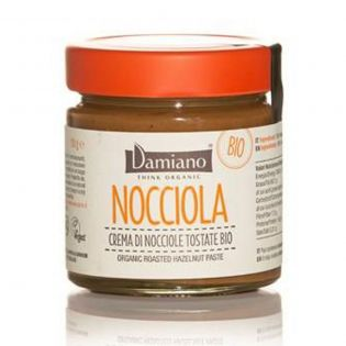 NOCCIOLA - Crema di Nocciole tostate Bio