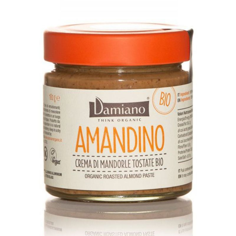 AMANDINO - Organic Toasted Almond Cream