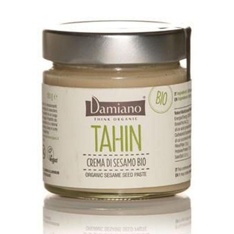 TAHIN -  Orghanic Cream of hulled sesame seeds