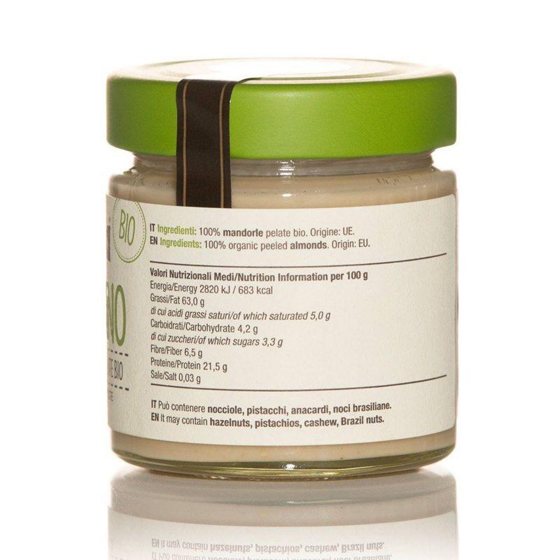 AMANDINO - Organic Peeled Almond Cream