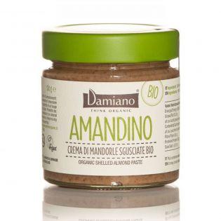AMANDINO - Crema di Mandorle sgusciate Bio