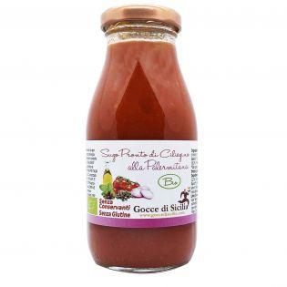 Ready to use Organic Palermitan Cherry Tomato Sauce
