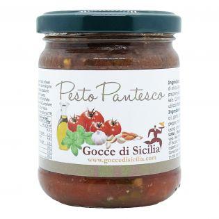 Pesto Pantesco di Pantelleria in vendita su Gocce di Sicilia