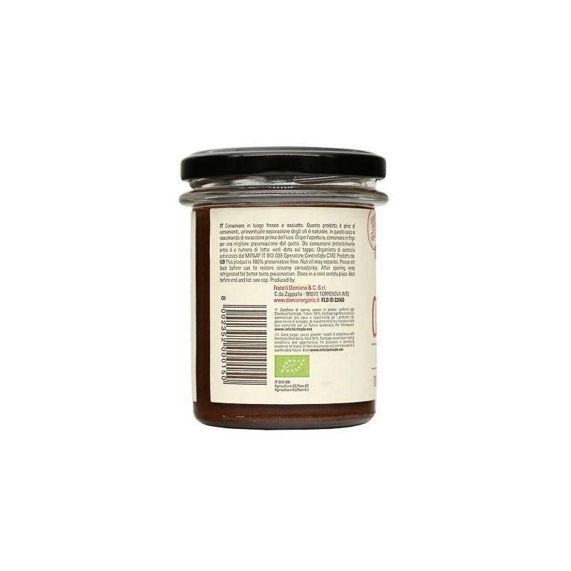 Chocobella - Organic Cocoa and Hazelnut Cream