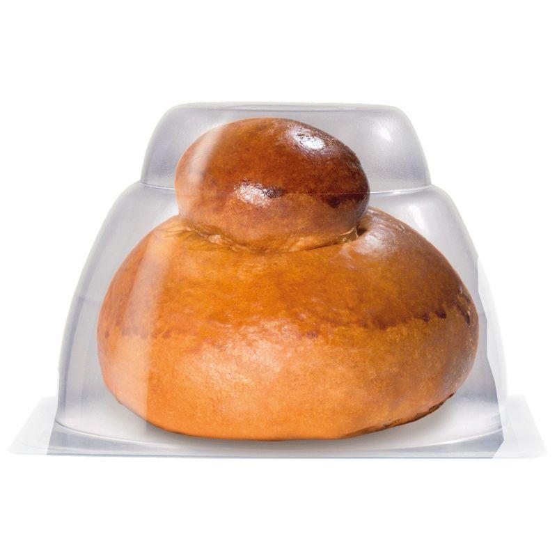 """Delicious Sicilian brioches - 20 Brioche with """"Tuppo"""" pack"""