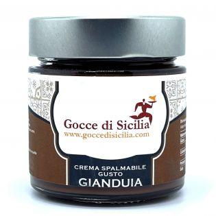 Crema Gianduia spalmabile
