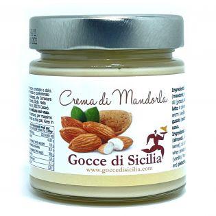 Crema alla Mandorla Gocce di Sicilia