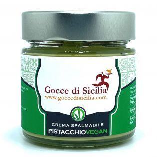 Crema spalmabile al Pistacchio Vegan