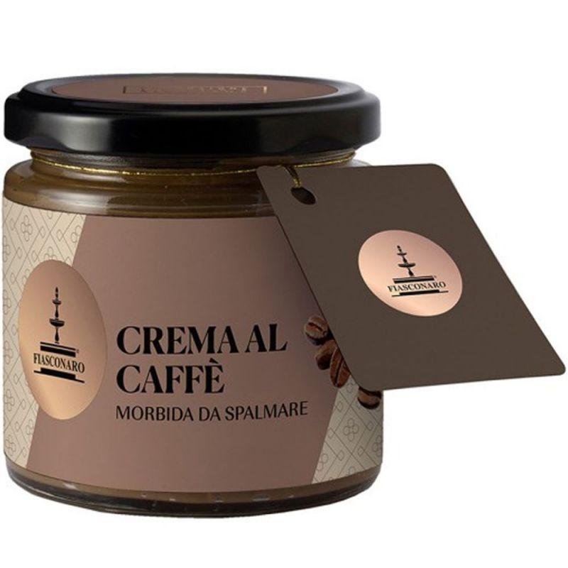 Coffee Spreadable Cream 180 g  - FIASCONARO