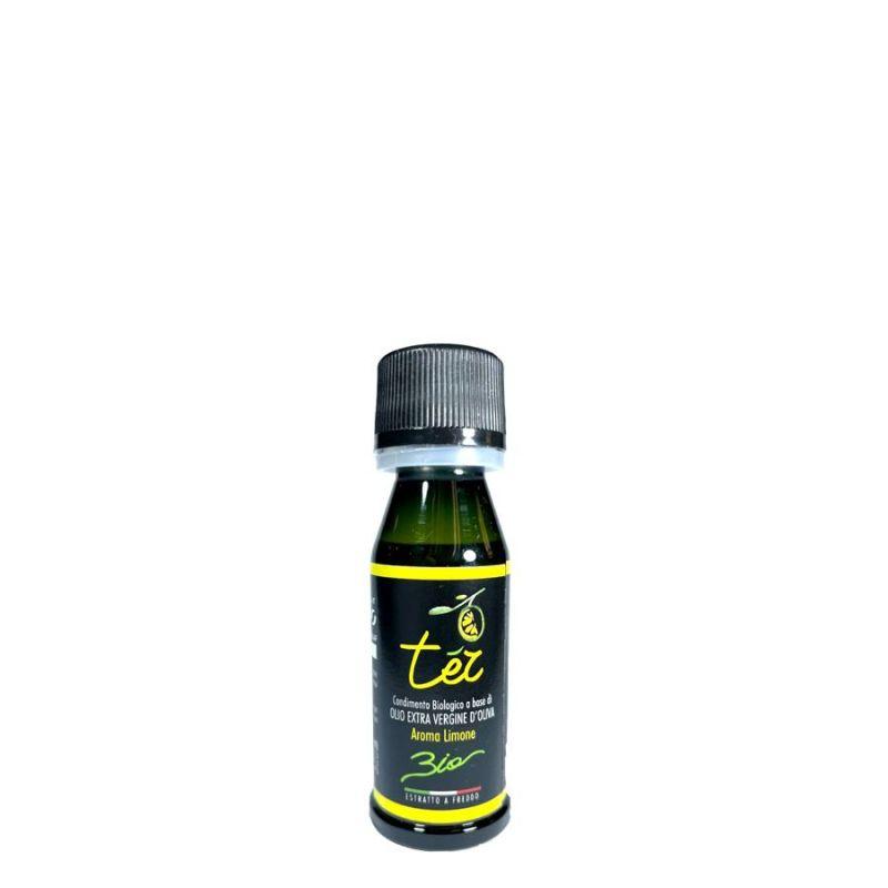 Organic EVO Oil Lemon flavored 20 ml - TerraVostra