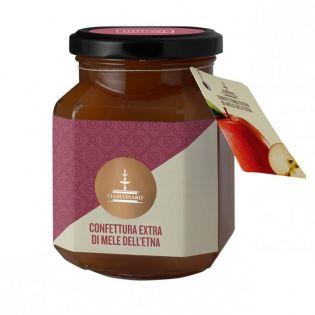 Confettura Extra di Mele dell'Etna 360 g - FIASCONARO