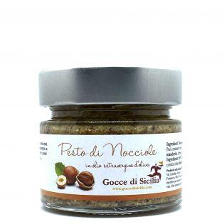 Pesto di Nocciole di Sicilia