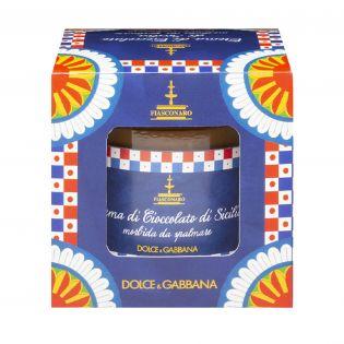 Crema di Cioccolato di Sicilia Dolce e Gabbana Fiasconaro