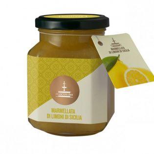 Sicilian Lemon marmalade 360 g - FIASCONARO