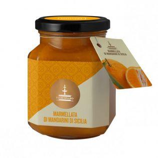 Marmellata di Mandarini 360 g - FIASCONARO