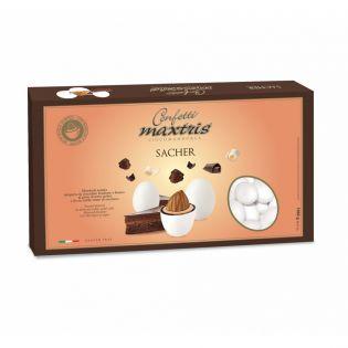 Sacher cake dragèe Maxtris
