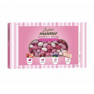 Sfumati Pink dragèe Confetti Maxtris