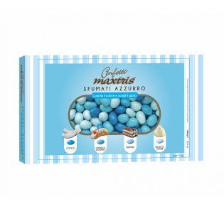 Confetti Maxtris Sfumati Azzurro 1Kg