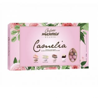 Colored Mix dragèe Confetti Maxtris