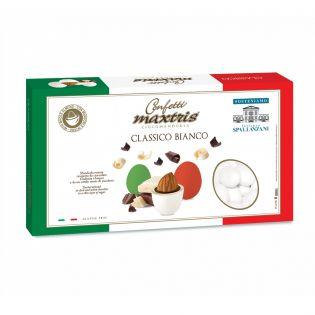 Confetti Maxtris Classico Bianco 1Kg
